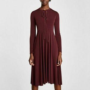 Large zara dress nwt